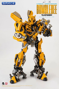 Bumblebee DLX Scale Collectible Figure (Transformers: The Last Knight)
