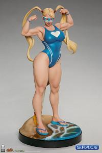 1/4 Scale Mika »Season Pass« Statue (Street Fighter V)