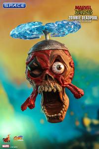 1/6 Scale Zombie Deadpool Comic Masterpiece CMS06 (Marvel Zombies)