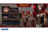 1/6 Scale Greek Heavy Infantry