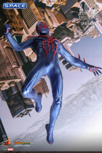 1/6 Scale Spider-Man 2099 Black Suit Videogame Masterpiece VGM42 Toy Fairs 2020 Exclusive (Marvels Spider-Man)