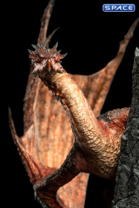 Smaug the Magnificent Mini-Statue (The Hobbit: The Desolation of Smaug)