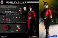 1/12 Scale Harley Quinn »Playing For Keeps« Previews Exclusive One:12 Collective (DC Comics)