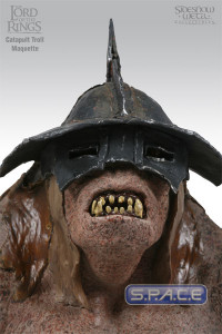 Catapult Troll Maquette (Lord of the Rings)