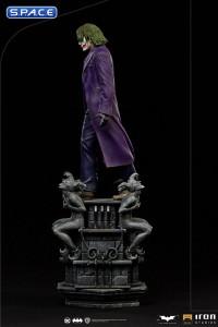 1/10 Scale The Joker Deluxe Art Scale Statue (Batman - The Dark Knight)
