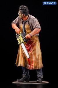 1/6 Scale Leatherface ARTFX PVC Statue (Texas Chainsaw Massacre)