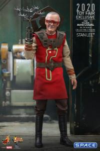 1/6 Scale Stan Lee Movie Masterpiece MMS570 Toy Fairs 2020 Exclusive (Thor: Ragnarok)