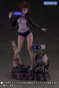 1/8 Scale Natsuno Minami & BJ ARTFXJ Statue - Bonus Version (13 Sentinels: Aegis Rim)