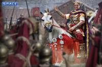 1/6 Scale Julius Caesar with War Horse