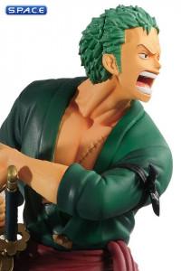 Roronoa Zoro PVC Statue - Log File Selection Fight Vol. 1 (One Piece)