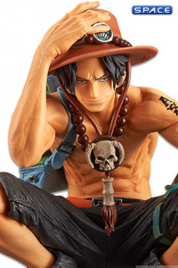 Portgas D. Ace King of Artist PVC Statue - Special Version (One Piece)