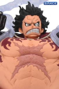 Monkey D. Luffy Gear 4 Wanokuni King of Artist PVC Statue (One Piece)
