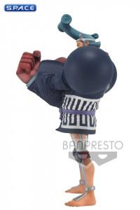 Franky DXF PVC Statue - The Grandline Men Wanokuni Vol. 8 (One Piece)
