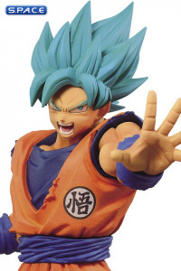 Super Saiyan God Super Saiyan Son Goku PVC Statue - CHOSENSHIRETSUDEN II Vol. 4 (Dragon Ball Super)
