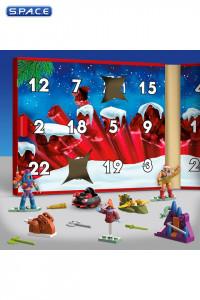 Mega Construx Probuilder 2021 Advent Calendar (Masters of the Universe)