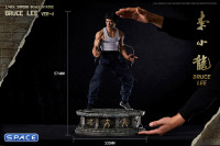 1/4 Scale Bruce Lee Superb Hybrid Tribute Statue Version 4 (Bruce Lee)