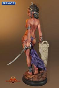 Dejah Thoris Statue (Princess of Mars)