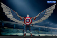 1/6 Scale Captain America TV Masterpiece TMS040 (The Falcon and the Winter Soldier)