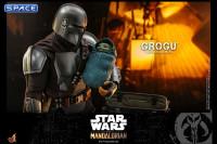 1/6 Scale Grogu TV Masterpiece Set TMS043 (The Mandalorian)