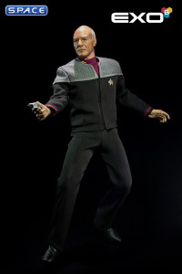 1/6 Scale Captain Jean-Luc Picard (Star Trek: First Contact)
