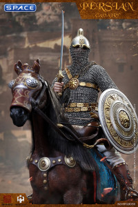 1/6 Scale Imperial Persian Cavalry with Horse
