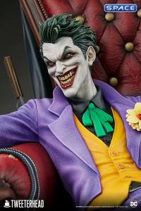 The Joker Deluxe Maquette (DC Comics)