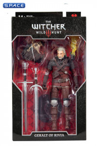 Geralt of Rivia Wolf Armor (The Witcher 3: Wild Hunt)