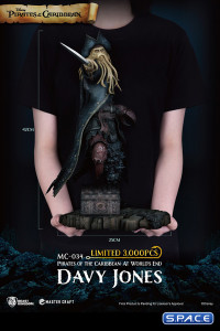 Davy Jones Master Craft Statue (Pirates of the Caribbean: At Worlds End)