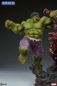 Hulk vs. Hulkbuster Maquette (Marvel)