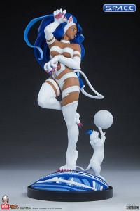 1/4 Scale Menat as Felicia »Season Pass« Statue (Street Fighter)