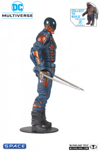 Bloodsport from The Suicide Squad BAF (DC Multiverse)
