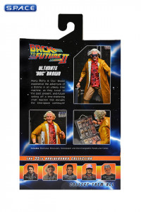 Ultimate Doc Brown - 2015 Ver. (Back to the Future 2)