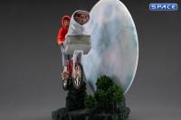 1/10 Scale E.T. & Elliot Deluxe Art Scale Statue (E.T. - The Extra-Terrestrial)
