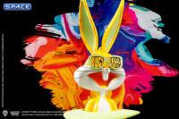 Bugs Bunny »Top Hat« Bust - Pop-Art Edition (Looney Tunes)