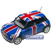 1:18 Scale Mini Cooper Die Cast (Austin Powers)