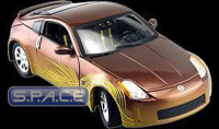 1:18 Scale 2003 Nissan 350Z (The Fast and the Furious)