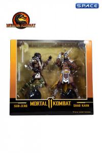 Sub-Zero & Shao Khan 2-Pack (Mortal Kombat)