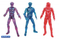 Flynn, Tron & Sark 3-Pack SDCC 2021 Exclusive (Tron)
