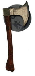 Axe of the Headless Horseman (Sleepy Hollow)