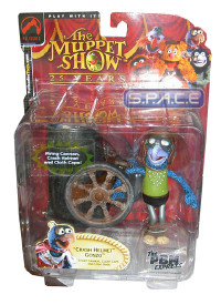 Crash Helmet Gonzo Exclusive (The Muppet Show Series 2)