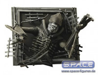 Alien Wall Sculpture Statue (Aliens)