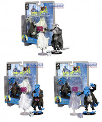 Complete Set of 3: Uncle Deadly OMGCNFO.com (The Muppet Show)
