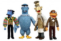 Complete Set of 4 : Muppets Series Eight