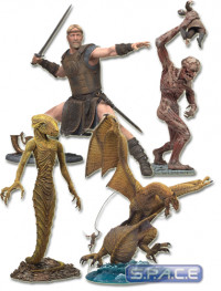 Complete Set of 4 : Beowulf Series 1