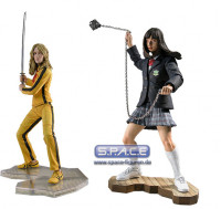 2er Set :The Bride and Go-Go (Kill Bill Series 1)