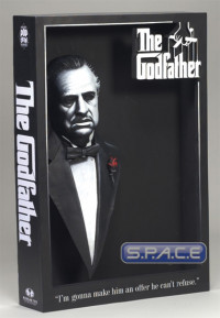The Godfather 3D Movie Poster