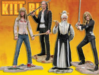 4er Komplettsatz: Kill Bill Series 2
