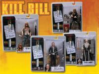 4er Komplettsatz: Kill Bill Series 2