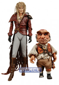 Jareth the Goblin King and Hoggle 2-Pack (Labyrinth)