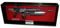 Cherry's Gun Full-Sized Prop Replica (Grindhouse)